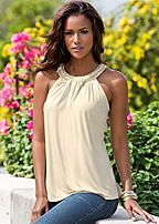 Sale Women's Tops and Blouses in Tunic or Tank