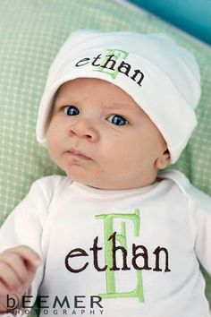 Going Home Designer Newborn Baby Boy Clothes Personalized Baby Boy Short or