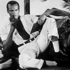 Harry Belafonte: such a beautiful man...