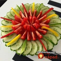 22 ideas for serving a plain vegetable garnish: This is a ready-made passport …. 22 ideas for serving a plain vegetable garnish: This is a ready-made passport … – Veggie Platters, Veggie Tray, Fruit Tray Designs, Amazing Food Decoration, Fruit And Vegetable Carving, Food Carving, Food Garnishes, Garnishing Ideas, Food Crafts