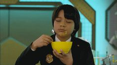 """I just watched Otto try to drink soup. I can't unsee that!"" ~Ms. O, 'My Better Half' (Odd Squad)"