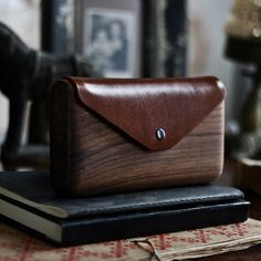 Wooden Bag, idea for material use - Repin
