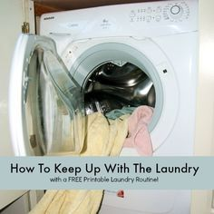 6 steps to starting a laundry business from home pinterest how to keep up with the laundry from housewifehowtos solutioingenieria Image collections