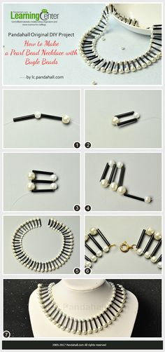 Pandahall Original DIY Project - How to Make a Pair of Vintage Style Drop Earrings