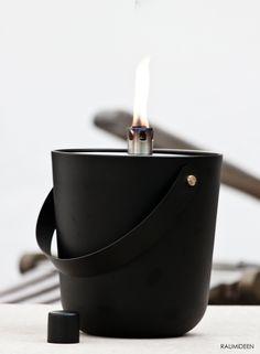 """#Menu, Öllampe """"Norm Fire"""" von Menu"""