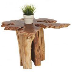 Tisch aus Teakholz TPwood www.tp-moebel.de