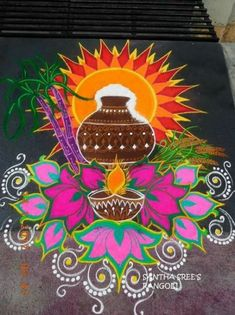 New wedding planning easy diy projects 20 Ideas Indian Rangoli Designs, Rangoli Designs Latest, Latest Rangoli, Rangoli Border Designs, Colorful Rangoli Designs, Rangoli Designs Images, Beautiful Rangoli Designs, Rangoli Borders, Rangoli Patterns