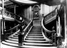 Original photos of the Titanic..building and  after voyage..from Library of Congress - Denverpost.com