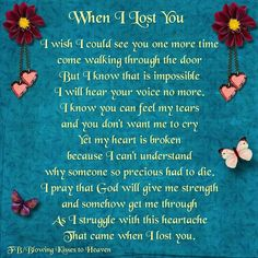 Grief Missing You Quotes | Inspirational Quotes About Grief