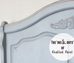Testing Testing Chalked Paint – All Things Thrifty