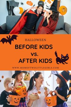 A fun lighthearted honest version of Halloween before kids and after kids. Halloween fun, halloween laughs, kids halloween, halloween costumes. Parentign humour about halloween. #halloween #parentinghumour #parenting #motherhood