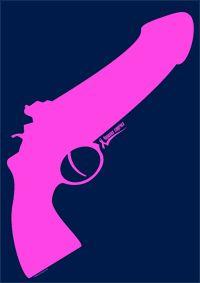 Russian Roulette by gggrafik #poster