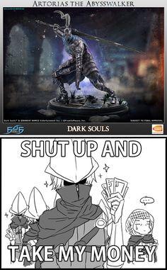 Dark Souls,фэндомы,Dark Souls 3,Artorias The Abysswalker,DS персонажи,Abyss Watchers,DSIII персонажи,DS комиксы
