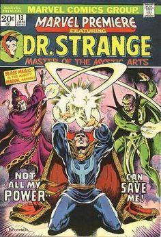 Marvel Premiere #13 (Volume) - Comic Vine