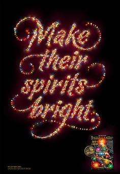 NEW YORK LOTTERY • Holidays Campaign by S E A N   F R E E M A N • T H E R E   I S, via Behance