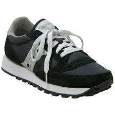 a0ee38fde0ce Black Saucony Women s Jazz Original 1044-1 Running Sneaker shoes