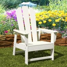 POLYWOOD Original Adirondack Chair as seen on QVC