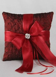 It's time to celebrate with this beautiful new limited edition collection in a rich elegant rouge! Each piece is covered in a luxurious textured taffe Christmas Cushions, Christmas Pillow, Christmas Music, Christmas Crafts For Kids, Christmas Decorations, Christmas Ornaments, Christmas Christmas, Felt Flower Pillow, Pillow Crafts