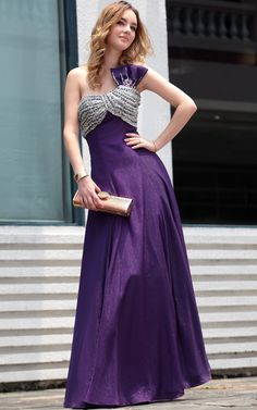 stock available Sequins bowknot purple noble mother of the brides dresses 30631 ,you can buy it from our ioffer web