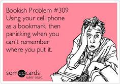 Bookish Problem #309                                                                                                                                                                                 More