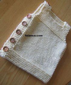 Knit Baby Dress, Baby Scarf, Crochet Baby Clothes, Baby Knitting Patterns, Baby Patterns, Free Knitting, Crochet Patterns, Baby Slippers, Diy Crochet
