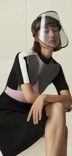Louis Vuitton Accessories, Chic, Hats, Fashion, Shabby Chic, Moda, Elegant, Hat, Fashion Styles