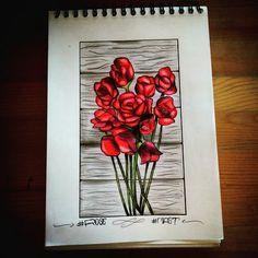 Rose by Mast | da graffiti_mast