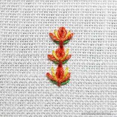 Tulip Stitch Tutorial