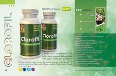 26 Página #Clorofil Deliciosa mezcla de extractos de #clorofila, #perejil y menta, rico en vitamina A, B y C extraídos naturalmente. Deja un aliento fresco y saludable. Puedes mezclar 1 cápsula en un vaso de #agua.  #multinivel