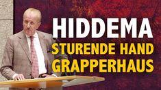 Hiddema pakt Grapperhaus aan tijdens debat over Justitie