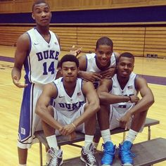 .@Duke Basketball | Backcourt mates ready to do big things this year | Webstagram - the best Instagram viewer