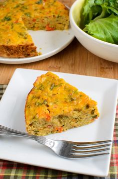 Slimming Eats Syn Free Lentil Cheddar Bake - gluten free, vegetarian, Slimming World and Weight Watchers friendly