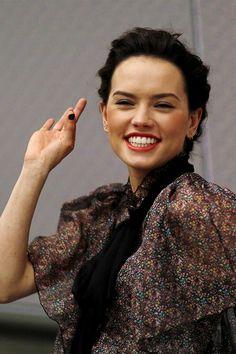 Daisy Ridley my queen