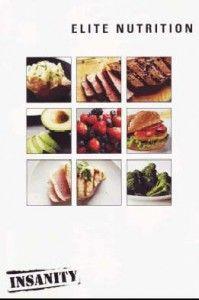 Insanity Nutrition Plan Guide www.facebook.com/ritchandracheal  Order INSANITY @ www.ritchandracheal.com