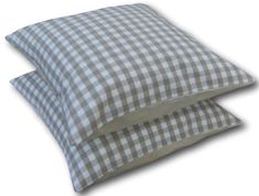 Cushion Covers made with Laura Ashley Gingham Dark Linen Beige Throw Pillows Laura Ashley Fabric, Picnic Blanket, Outdoor Blanket, Brown Cushions, Gingham Fabric, Cushion Covers, Designer, Fabrics, Farmhouse