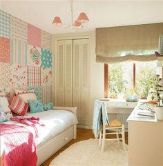 Quiero que mi dormitorio sea rosa · ElMueble.com · Niños