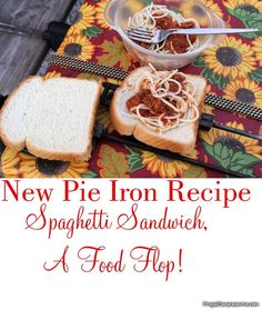 Pie iron recipes a camping cookbook review frugal campasaurus im so glad the last few campfire recipe experiments that forumfinder Choice Image