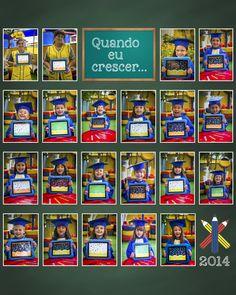 Formatura Educação Infantil 2014 - Escola Lápis de Cor