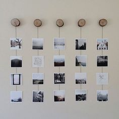 Trendy wall collage diy polaroid 34 Ideas diy wall is part of Room decor - # .Trendy wall collage diy polaroid 34 Ideas diy wall is part of Room decor - Creative DIY Photo Diy Wand, Decoration Photo, Photo Wall Decor, Artifact Uprising, Photo Wall Collage, Photo Collages, Photo Displays, Display Photos, Display Ideas
