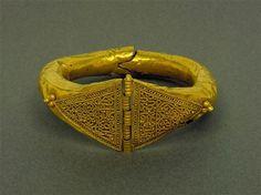 Bracelet, Syrian, 1000 BC