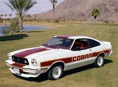 Ford Mustang Cobra II (1978)