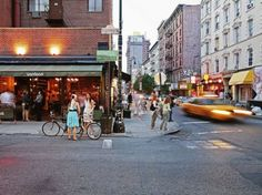 'inoteca, Manhattan