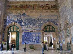 Estação de São Bento Porto