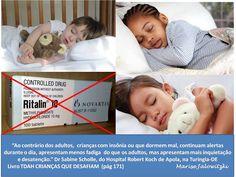 TDAH Crianças que Desafiam: Nem sempre TDAH - Disturbio do Sono - Visite um de...