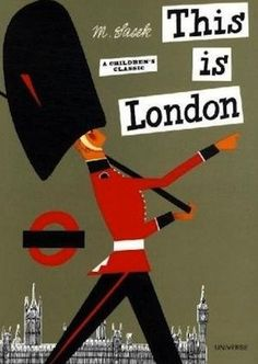 a book and a craft: This is London