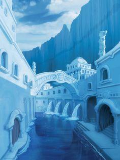 Avatar: The Last Airbender - The Art of the Animated Series Artbook) Avatar Aang, Avatar Airbender, Team Avatar, Zuko, Princesa Yue, Water Bending, Avatar World, Water Tribe, Avatar Series