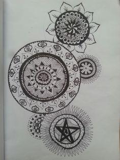 Kreativní mandala