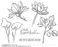 Stampin'Up Remarkable You