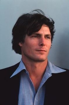 Christopher Reeve - Actor best known for playing the role of Superman in 4 Films - Born 25 Sep. Brandon Routh, Kevin Spacey, Kate Bosworth, Christopher Reeve Superman, Barbara Johnson, Most Handsome Actors, Somewhere In Time, Star Wars, Film Serie