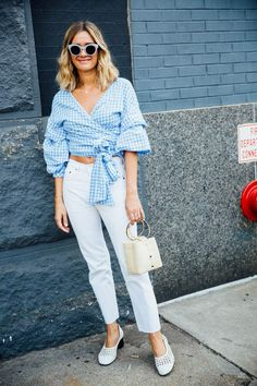 ❤ #street #fashion #snap from New York City.